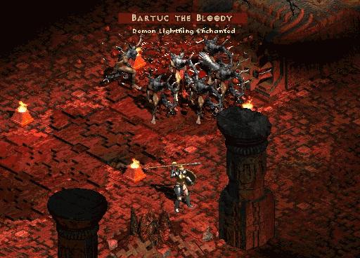 Bartuc Diablo 2